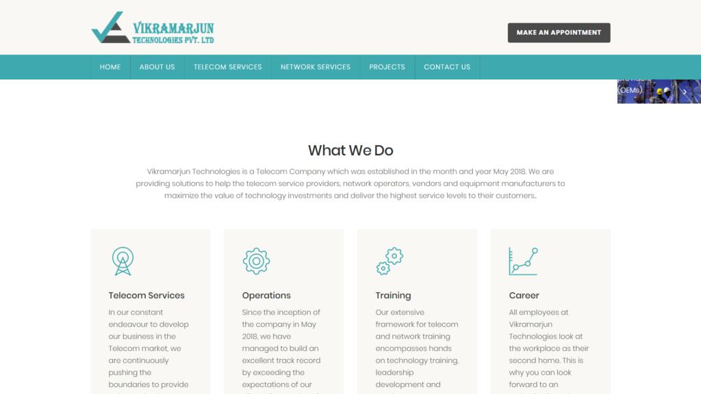 Vikramarjun Technologies
